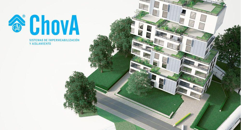 Soluciones arquitectónicas ChovA. Mejora de la vida cotidiana a través del confort acústico
