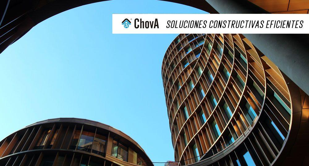 ChovA: Soluciones constructivas eficientes a nuestro alcance