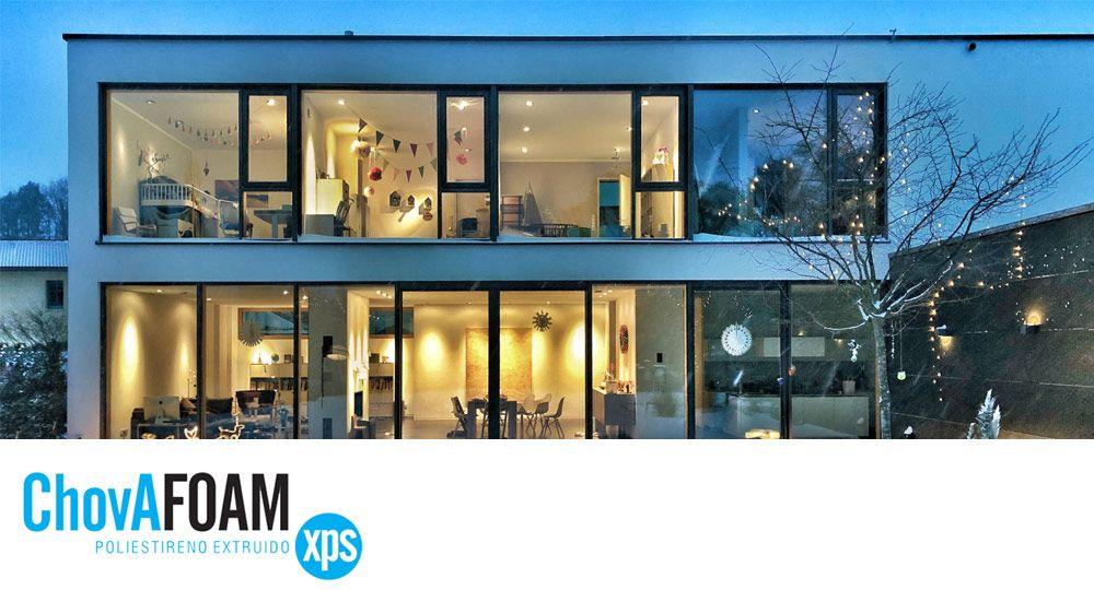ChovAFOAM XPS: un material cada vez más habitual en edificación