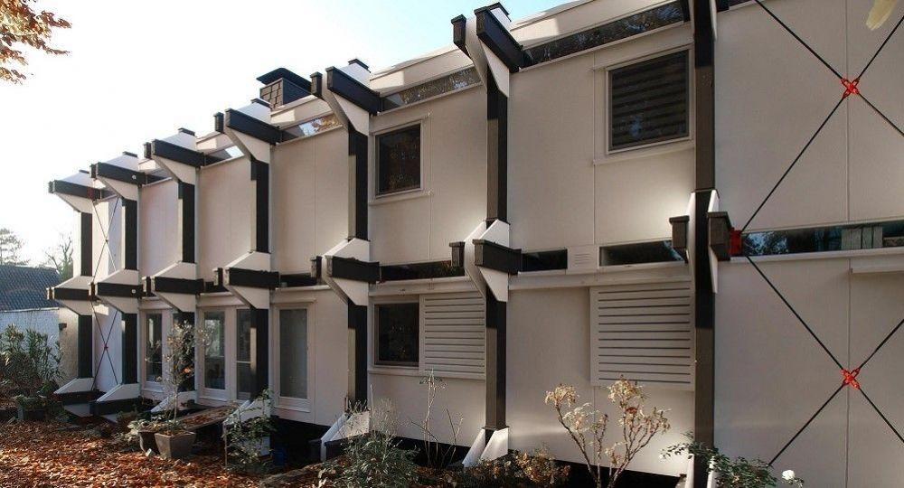 La vivienda tecnificada: casa Mayer-Kuckuk de Wolfgang Döring