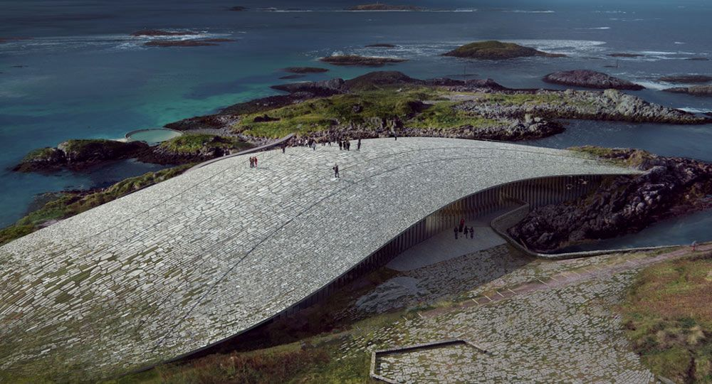 The Whale: Arquitectura sin fronteras entre ciencia, naturaleza y cultura