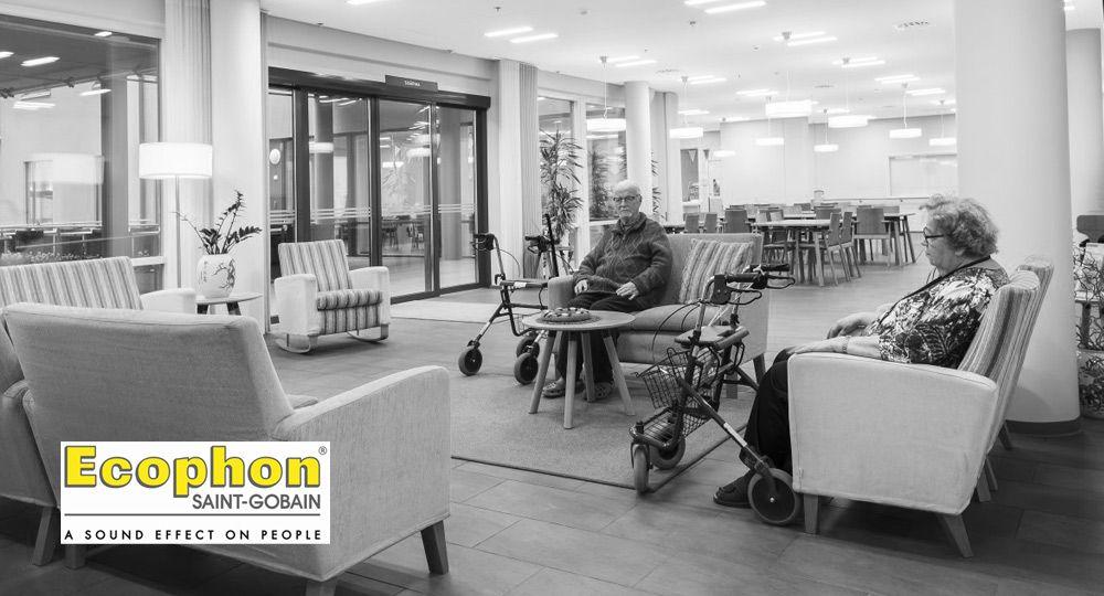 Ecophon Saint-Gobain: Ruido y edad