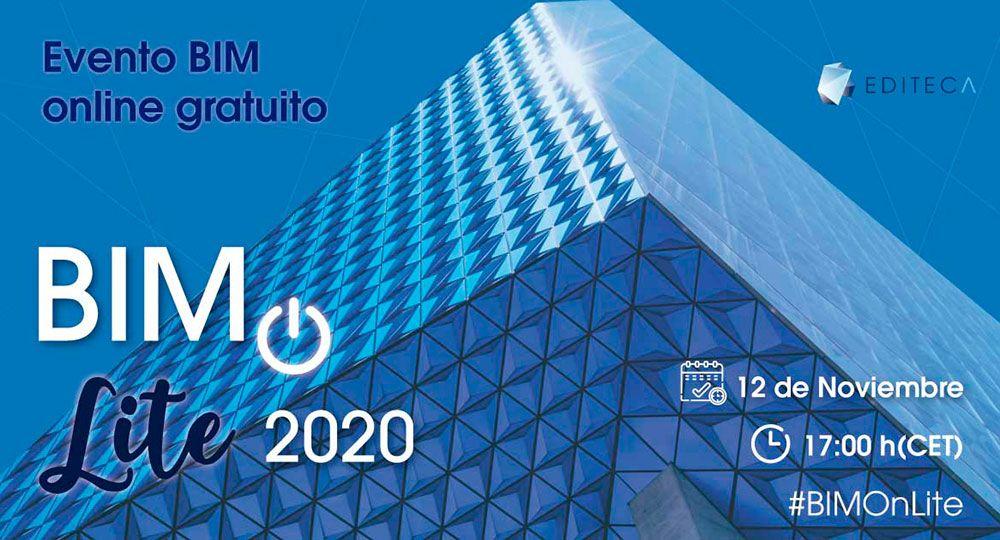 Evento BIM On Lite 2020