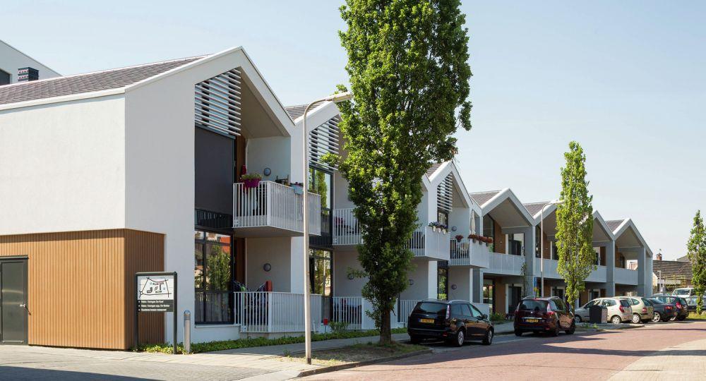Arquitectura de la vejez: cómo integrar a las personas mayores