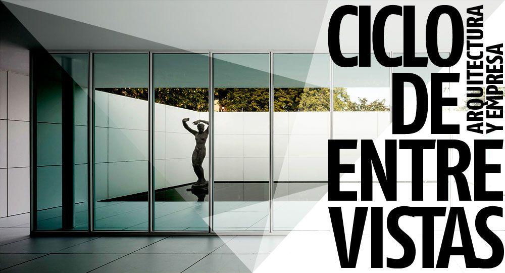 Entrevistas exclusivas Arquitectura y Empresa: Anna & Eugeni Bach