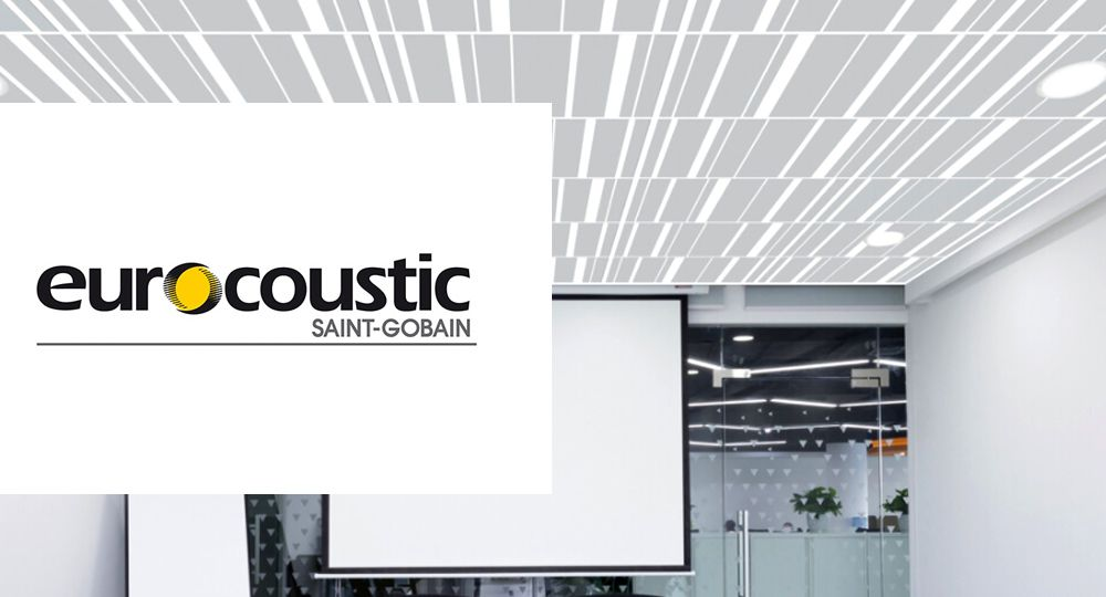 Eurocoustic Saint-Gobain: compromiso entre tecnología y estética