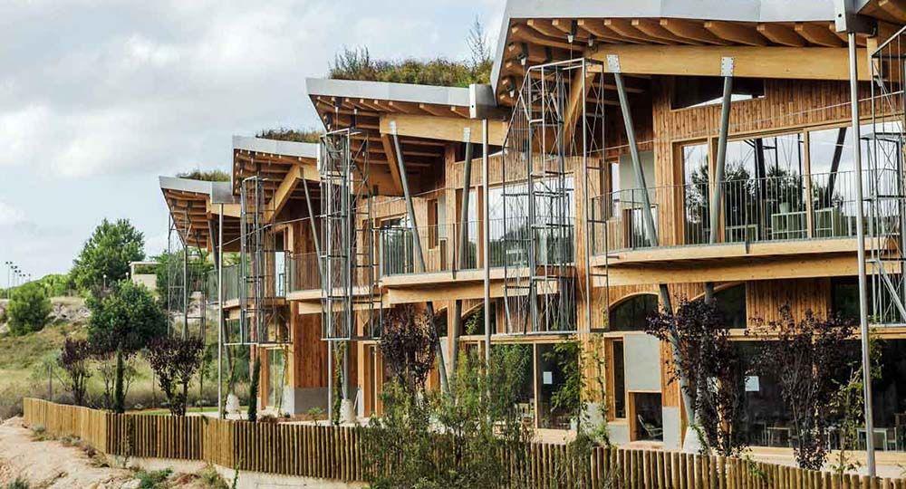 Imagine Montessori, arquitectura escolar bioclimática