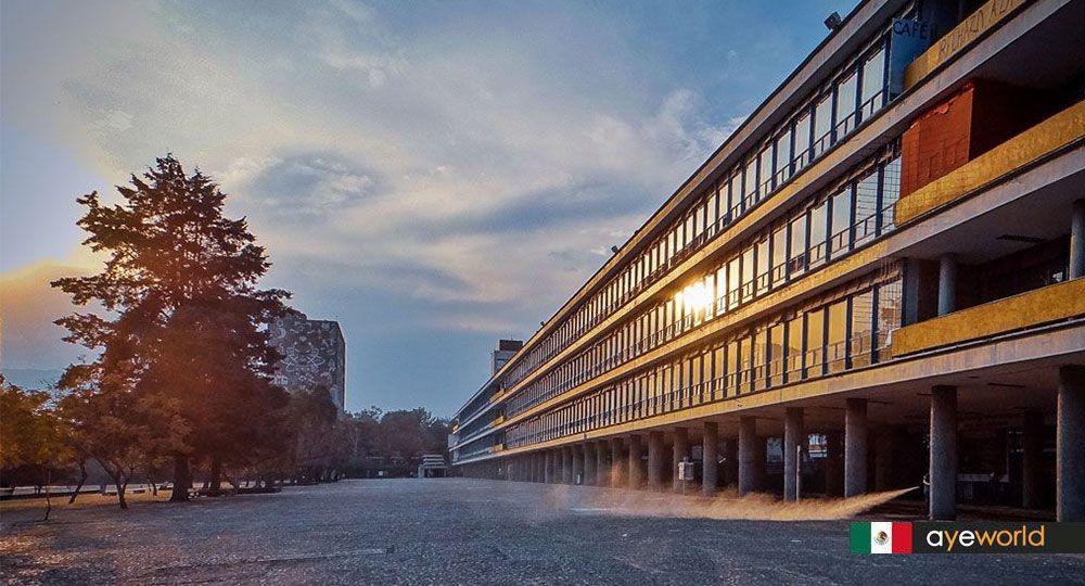 Integración plástica: La fusión de artes en la Universidad Nacional de México