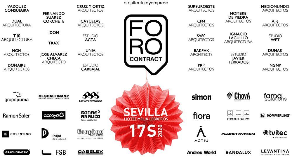 FORO Contract | AyE | SEVILLA 2020