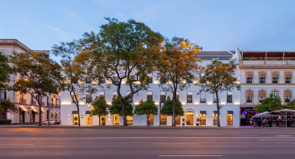FSB & Cruz y Ortiz Arquitectos, una colaboración perfecta para el proyecto Hotel Kivir