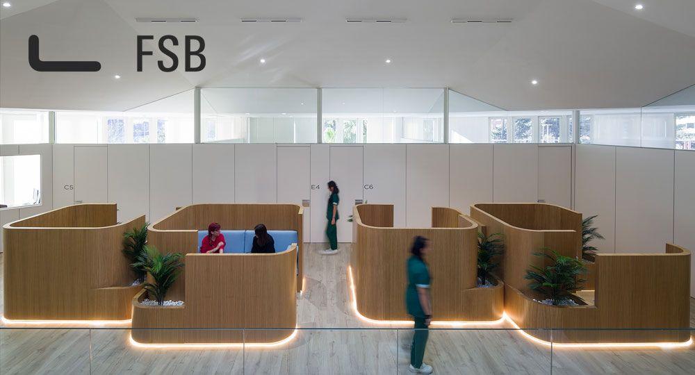 Manilla Hospitalaria FSB en el Instituto Marqués