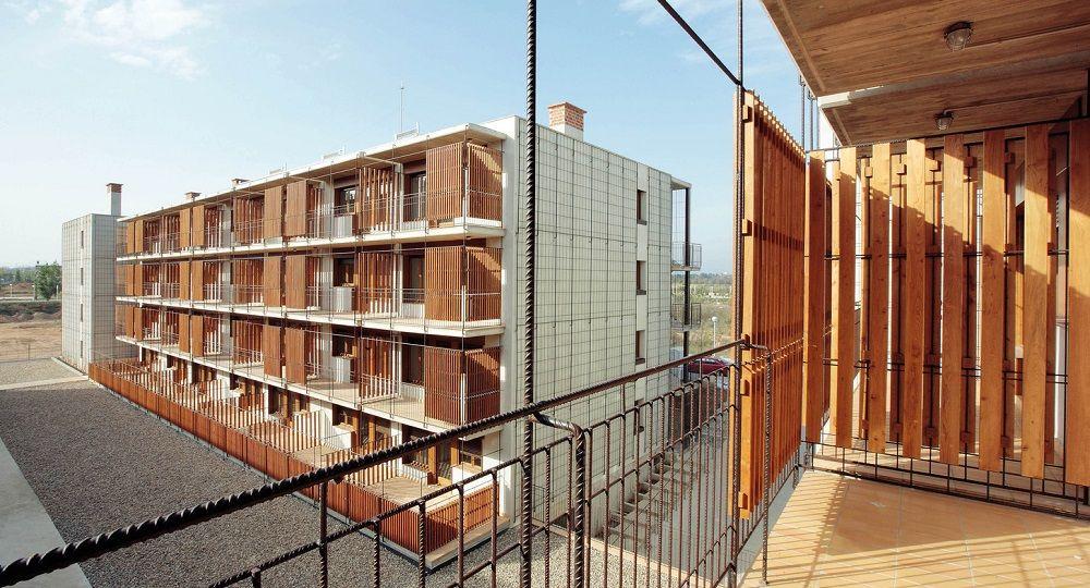 Arquitectura de optimización: las viviendas sociales de Toni Gironès