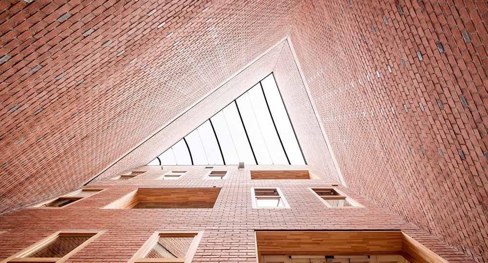 Centro Cívico Cristalleries Planell, una arquitectura bioclimática