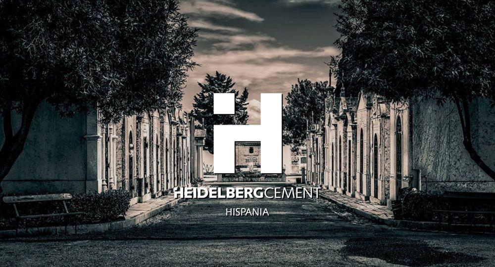i.pro STABEX de HeidelbergCement Hispania: la solución paisajística para el cementerio de Pereiró