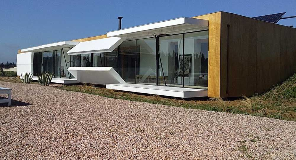 Autonomous House B, ganadora en los Green Solutions Awards 2019.