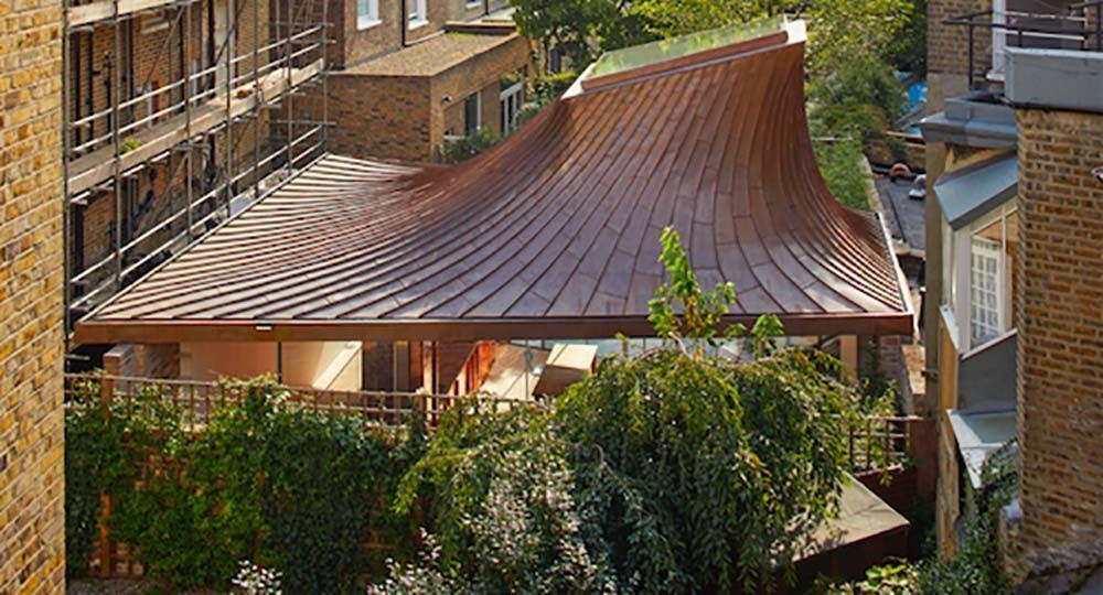 House in a Garden, de Gianni Botsford Architects