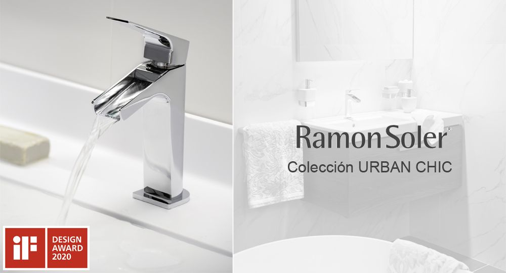 Urban Chic de Ramon Soler® ganadora del premio iF DESIGN AWARD 2020