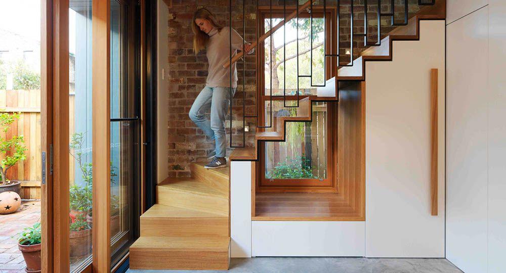 Imprint House: vivienda mínima, eficiente y sostenible