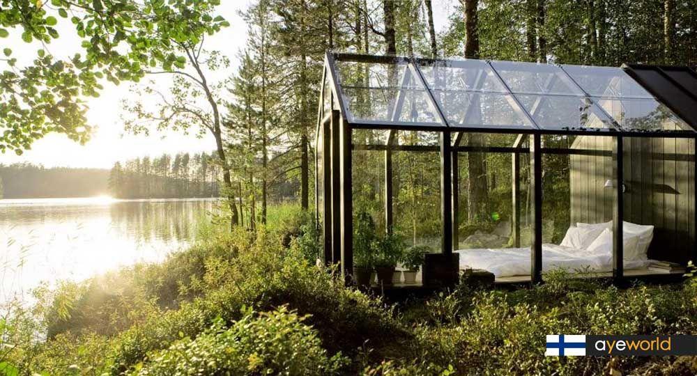 Arquitectura modular: Kekkilä Green Shed