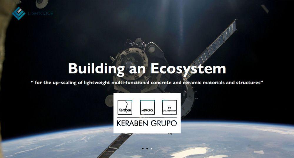 Keraben Grupo trabaja en el desarrollo de un cerámico más ligero