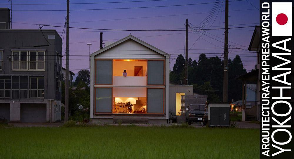 Diseño sin convencionalismos. M House de Takeru Shoji Architects
