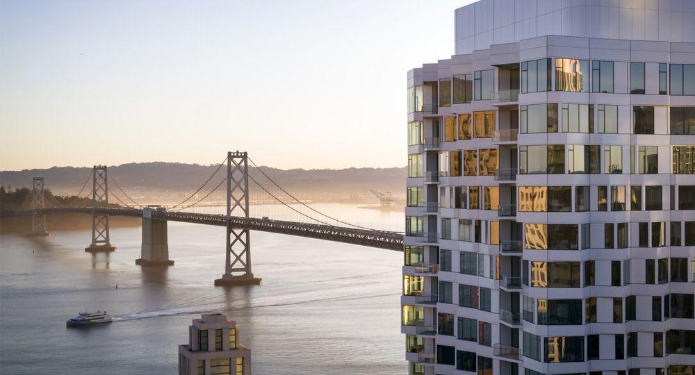 Torre residencial MIRA de Studio Gang. Arquitectura icónica en San Francisco