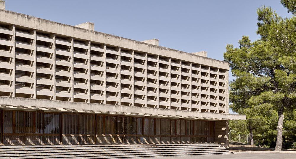 El patrimonio arquitectónico moderno: La Universidad Laboral de Cheste