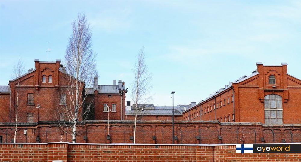 La arquitectura penitenciaria en Finlandia