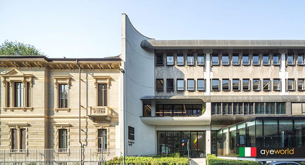 Sedimentación de arquitecturas futuras: Oficina 3.0
