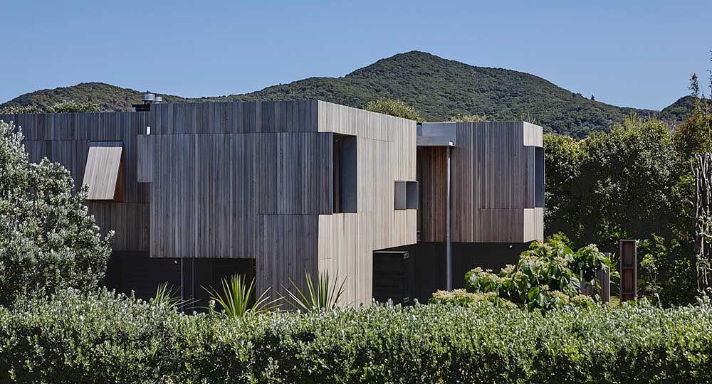 Pinwheel House, casa del año 2019. Architecture+