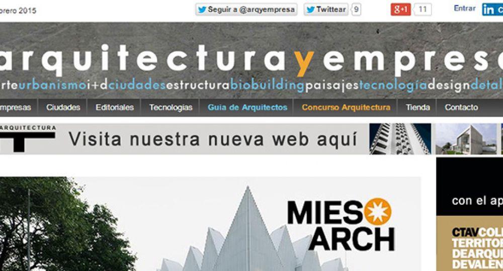 GAE: la Guia de Arquitectos de ARQUITECTURAYEMPRESA