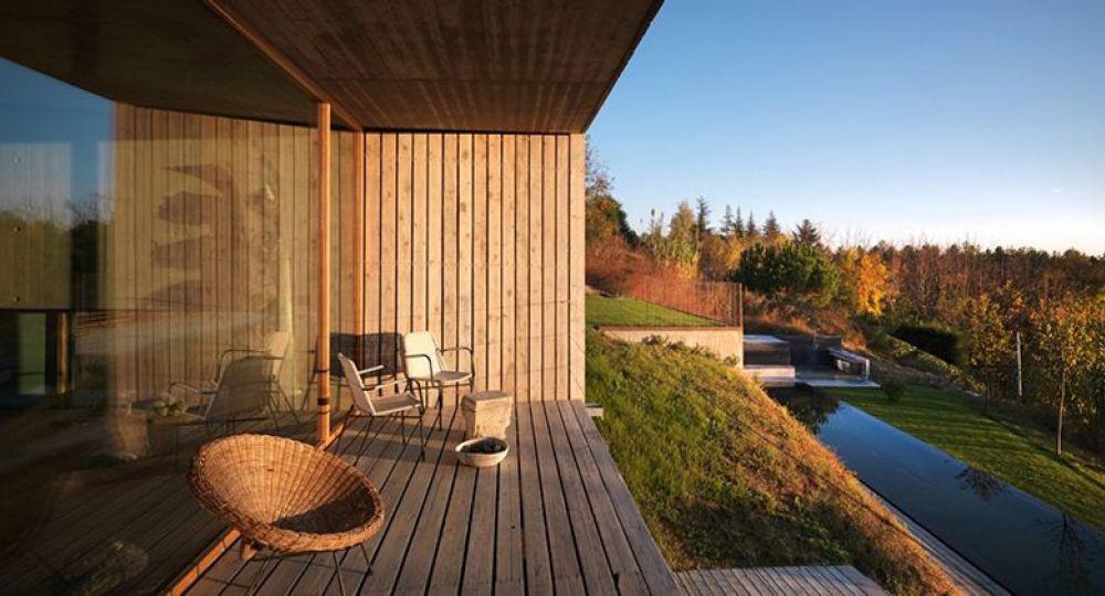 Arquitectura bioclimática con estilo