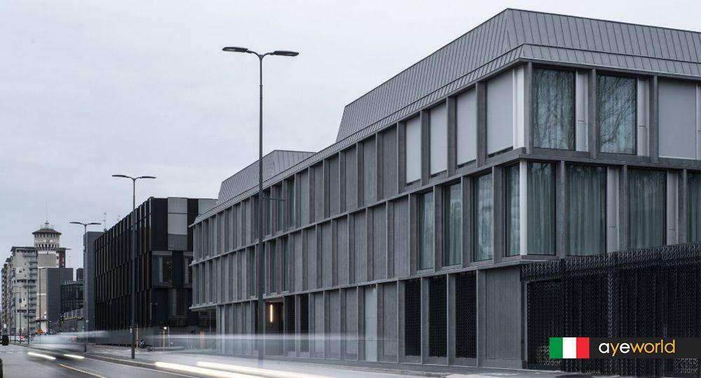 Arquitectura para la empresa: Edificio Cinturato Pirelli