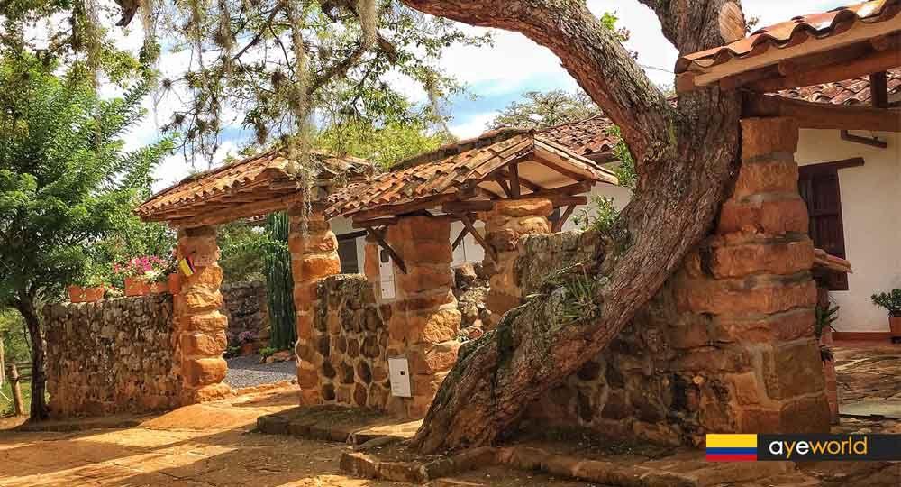 El pueblo que nace de la tierra: Barichara