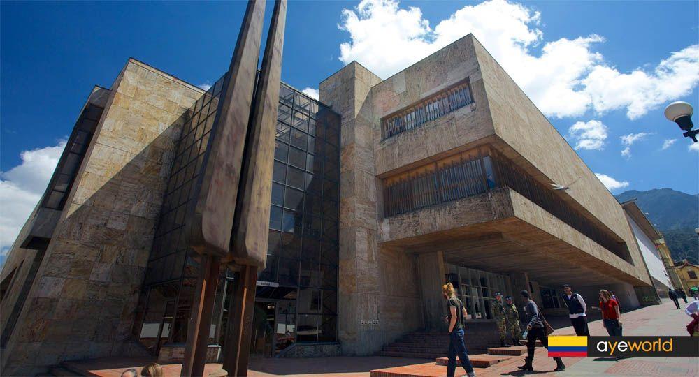 Arquitectura, cultura y tradición: Biblioteca Luis Ángel Arango