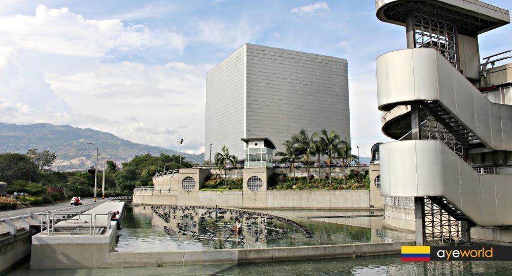 Edificio Inteligente de las Empresas Públicas de Medellín
