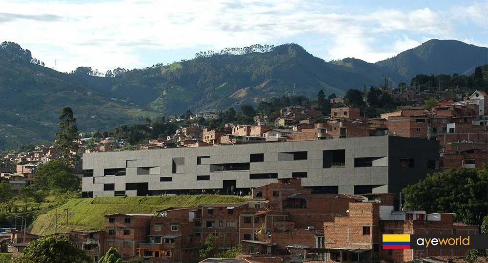 Reactivación Urbana: Parques Bibliotecas de Medellín