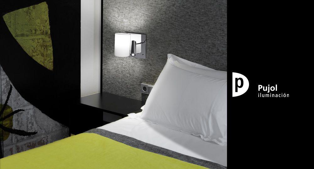 Iluminar una habitación de hotel: Una luz excepcional con Pujol Iluminación