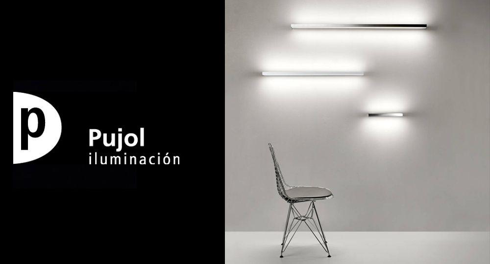 Colección PRIM de Pujol Iluminación. Diseño minimalista y funcional