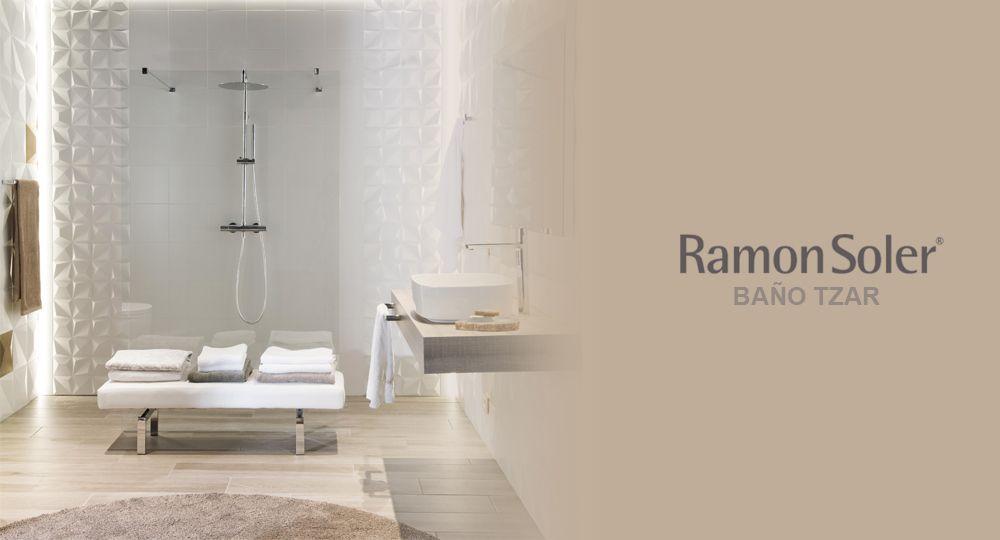 Baño Tzar de Ramon Soler. Elegancia y sofisticación a través del diseño