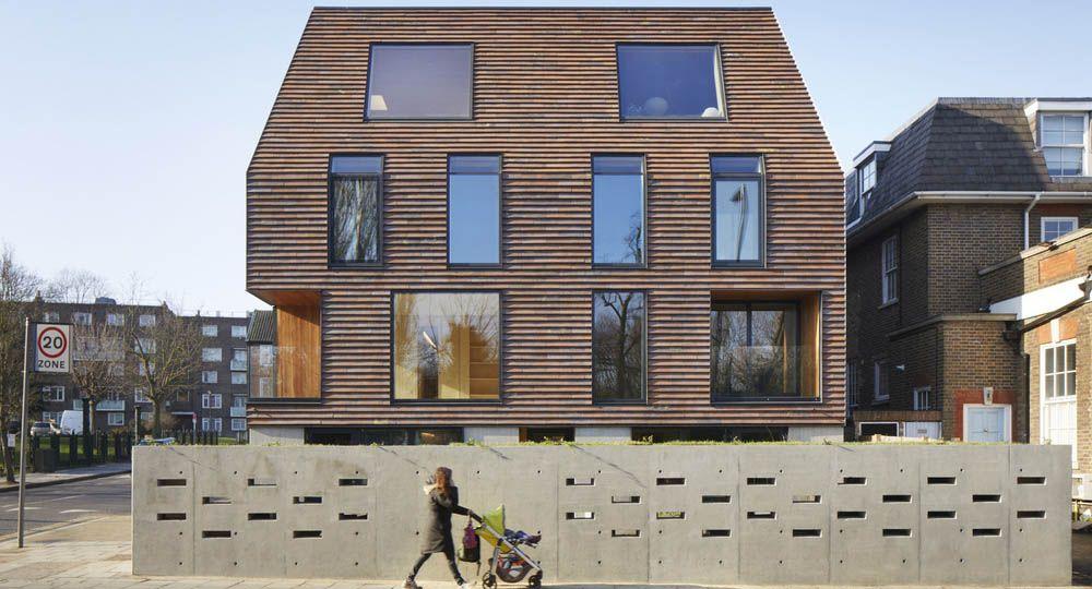 Materiales tradicionales a la vanguardia de la arquitectura