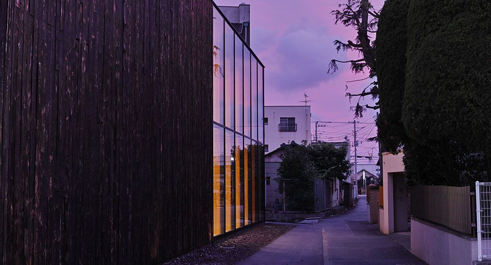 Sachi House, vivienda, hospital y centro social