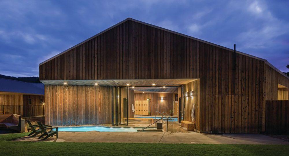 Society Hotel, rehabilitación arquitectónica y espacios de nueva creación. Waechter Architecture