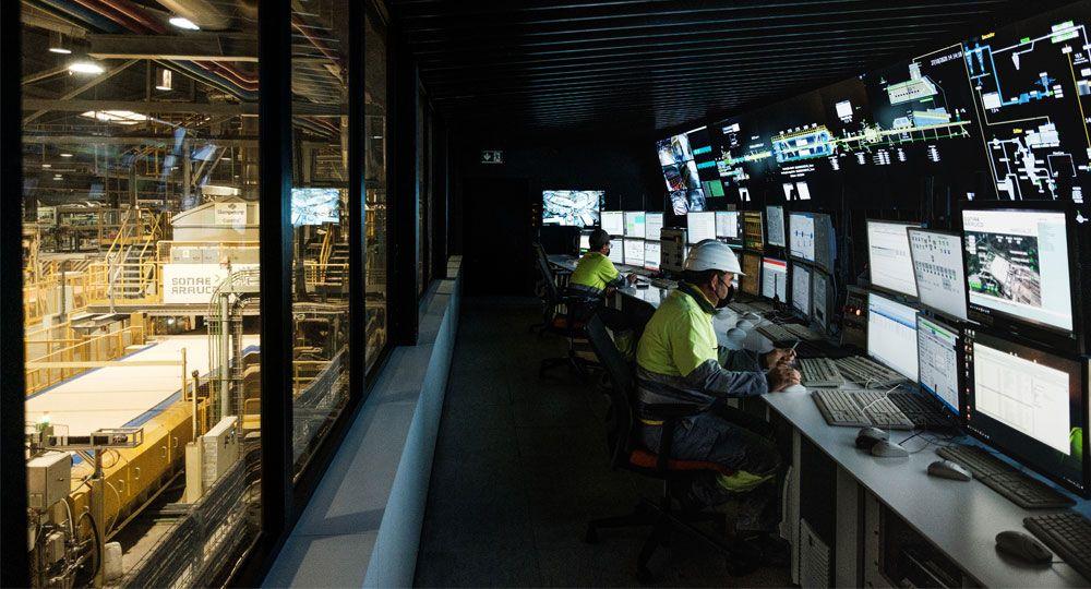 Herramienta digital Digital Twin: industria maderera 4.0