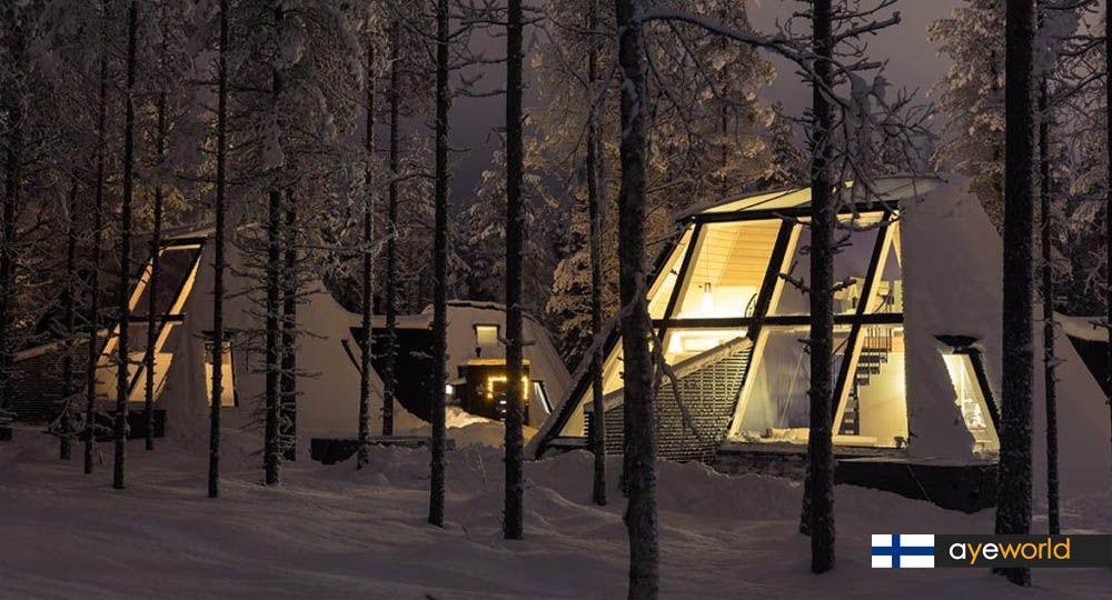 Arquitectura y naturaleza: Las viviendas prototipo de Studio VOID