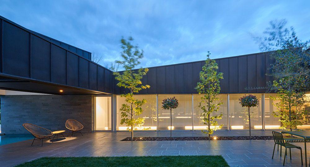 Casa unifamiliar MJ de  Alventosa Morell Arquitectes. Arquitectura con ingenio