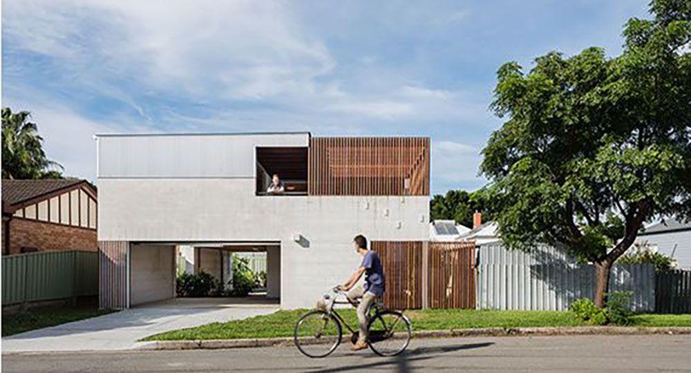 Vikki's Place, una vivienda flexible multigeneracional. Curious Practice