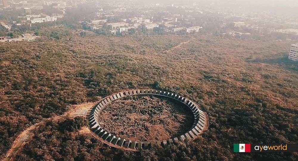 La lucha por el horizonte: El Espacio Escultórico y la arquitectura indiscreta