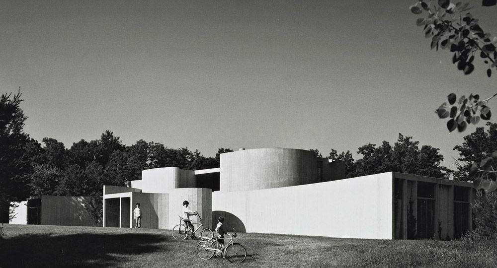 La arquitectura experimental de T.McNulty y M.O.Stevens en los años 60
