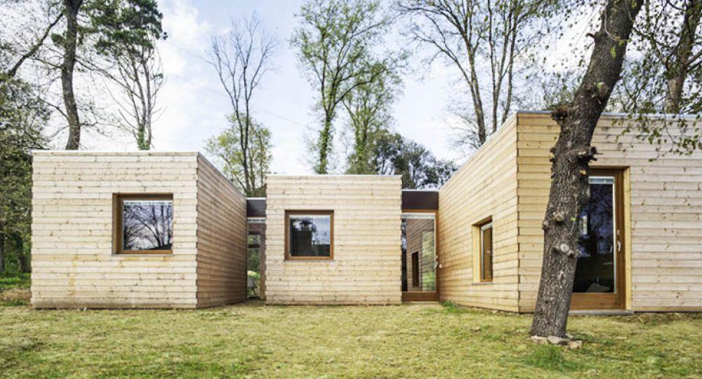 Casa GG una vivienda de Alventosa Morell arquitectes